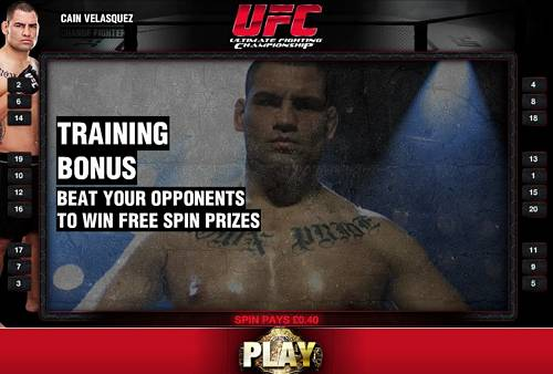ufc slot fight night bonus